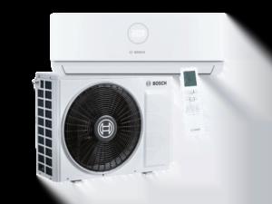 Bosch Climate 3000i inverteres oldalfali klíma szett
